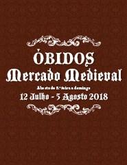 Mercado Medieval de Óbidos - 2018