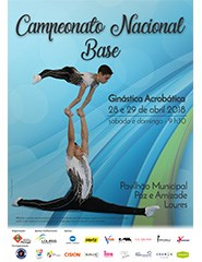 Campeonato Nacional Base - Ginástica Acrobática