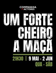 UM FORTE CHEIRO A MAÇA