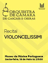 Recital OCCO – VIOLONCELLISSIMI