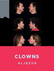 CLOWNS, Aljezur