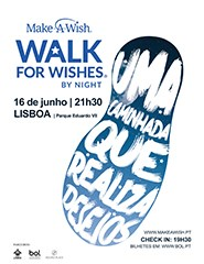 Walk For Wishes by Night – 6ª Edição