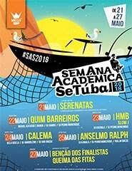 Semana Académica de Setúbal 2018 - Diário