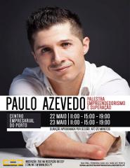 Paulo Azevedo - Palestra Empreendedorismo