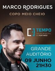 COPO MEIO CHEIO - Marco Rodrigues