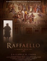 Cinema | 11ª Festa cinema Italiano - Raffaello - il Principe delle Art