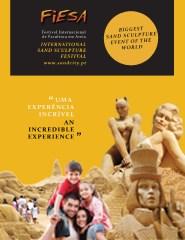 FIESA 2018 – 16º Festival Internacional de Esculturas em Areia