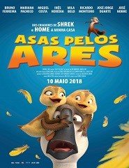 Cinema | ASAS PELOS ARES (versão portuguesa)