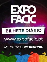 Expofacic-Cantanhede 2018 - Bilhete Diário