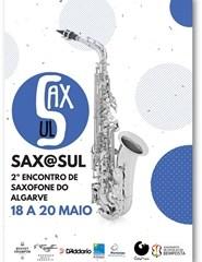 SAX@SUL - 2º ENCONTRO DE SAXOFONE DO ALGARVE