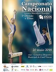 Campeonato Nacional Ginástica Artística