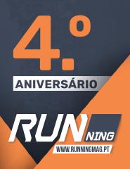 4.º aniversário RUNning