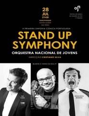 Stand Up Symphony - A Primeira Sinfonia Cómica Portuguesa