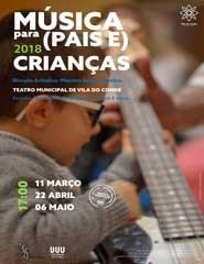 Música para Pais e Crianças - 07 Out.