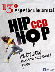 13º Espetáculo Anual de HipHop do CCD