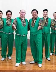 Baile Tropicante: Los Mirlos, Flama, Un Niño Llamado Sue y Mr. Ferrari