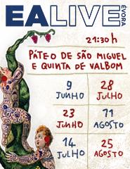 CARMEN SOUZA TRIO | LUCA ARGEL - EA LIVE EVORA