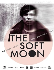 Soft Moon+ Whispering Sons  in Porto