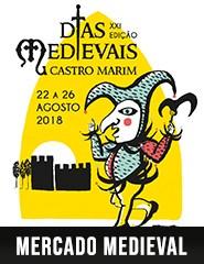 Dias Medievais em Castro Marim 2018 | Mercado Medieval