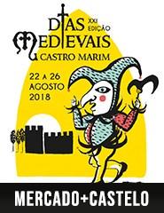 Dias Medievais em Castro Marim 2018 | Mercado+Castelo