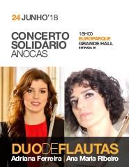 Concerto: Duo de Flautas Transversal
