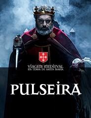 Viagem Medieval em Terra de Santa Maria '18 - Pulseira