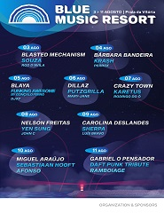 FESTAS DA PRAIA - BLUE MUSIC RESORT