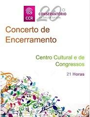 Música | CCR - Concerto de Encerramento de Ano Lectivo