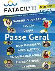 FATACIL'18 | Passe Geral