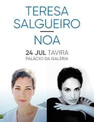 TERESA SALGUEIRO + NOA