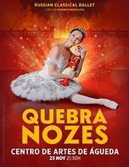 O QUEBRA NOZES - Russian Classical Ballet