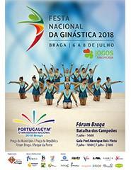 Festa Nacional da Ginástica 2018