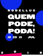 Rodellus 2018 - Bilhete Diário