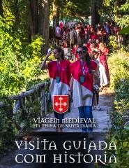 Bilhete Experiência - Visita Guiada com História