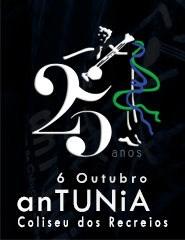 anTUNIA - 25 anos