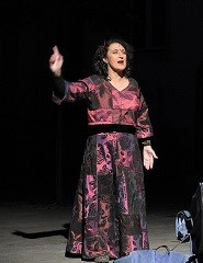Teatro Das Beiras | UNA DONNA SOLA