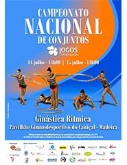 Campeonato Nacional de Conjuntos - Ginástica Rítmica
