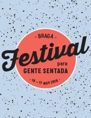 FESTIVAL PARA GENTE SENTADA 2018