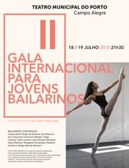 Gala Internacional para Jovens Bailarinos