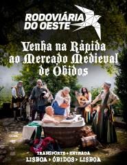 Mercado Medieval Óbidos-Rodoviária do Oeste
