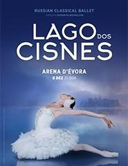 LAGO DOS CISNES – RUSSIAN CLASSICAL BALLET