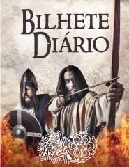 XV Feira Medieval de Silves - Bilhete Diário