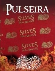 XV Feira Medieval de Silves - Pulseira