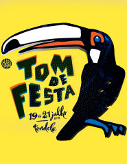 28º Tom de Festa - Passe Geral