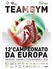 TEAMGYM EUROPEAN CHAMPIONSHIPS