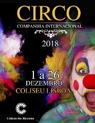 CIRCO NATAL DO COLISEU DE LISBOA 2018