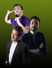 ONE NIGHT STAND - Rui Xará, Ricardo Couto & Luís Gomes - 21/9