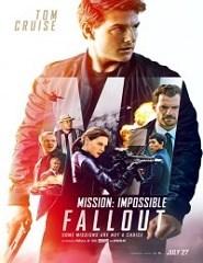 Missão: Impossível - Fallout ---------- 2D
