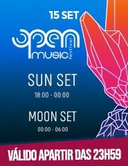 Open Music Festival - Entrada válida 23H59