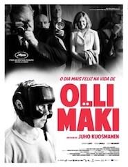 Cinema nas Ruínas - O Dia Mais Feliz na Vida de Olli Maki